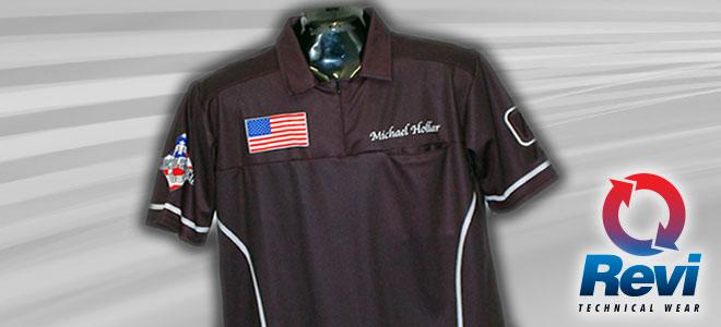 Revi Technical Wear Order Full Or Semi Custom Team